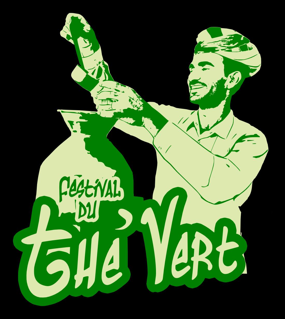 Festival du Thé Vert 2011 - T-Shirt avant