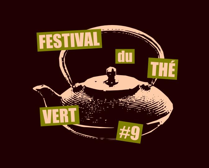 Festival du Thé Vert 2013 - T-Shirt avant